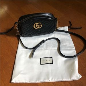 Gucci Marmont crossbody Bag